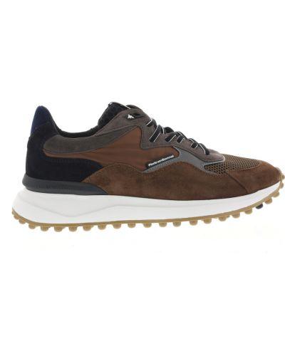 Brązowe sneakersy Floris Van Bommel
