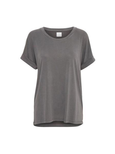 T-shirt - szara Culture