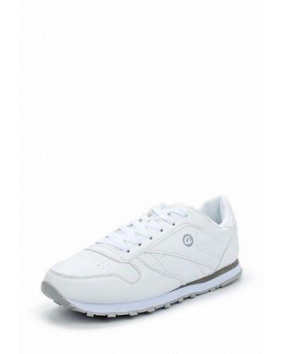 Белые кроссовки из искусственной кожи Zenden Active