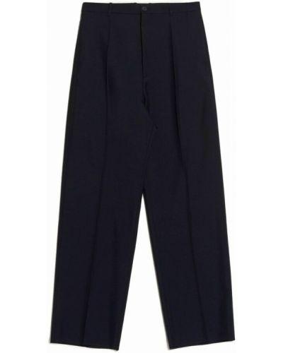 Spodnie - niebieskie Balenciaga