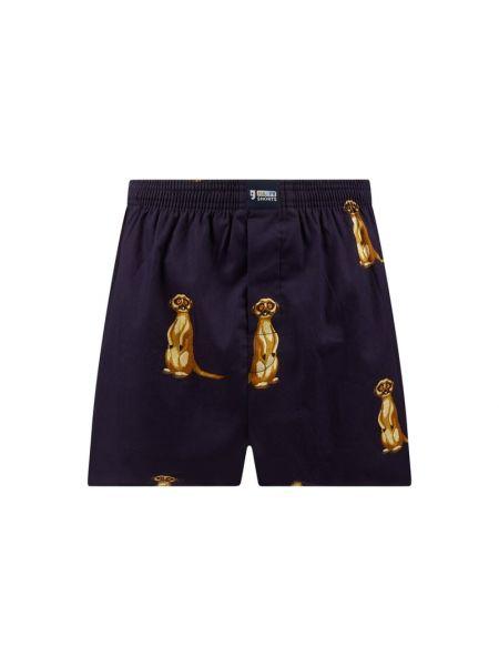 Czarne majtki bawełniane Happy Shorts