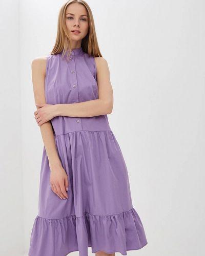 Платье - фиолетовое L1ft