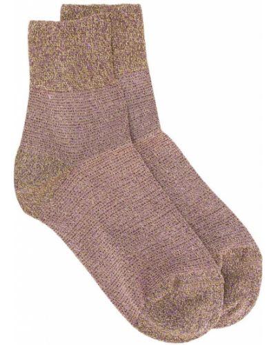Носки нейлоновые из вискозы Missoni