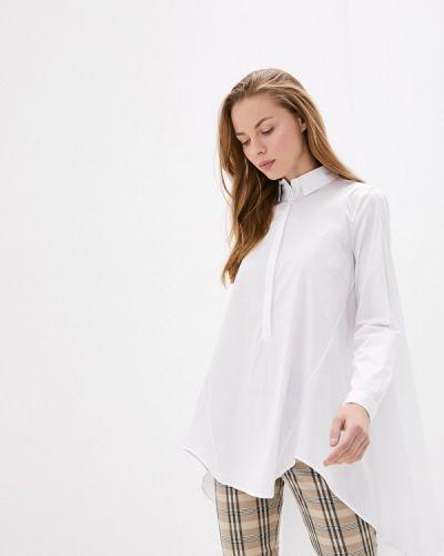 Блузка с длинным рукавом белая итальянский Imperial
