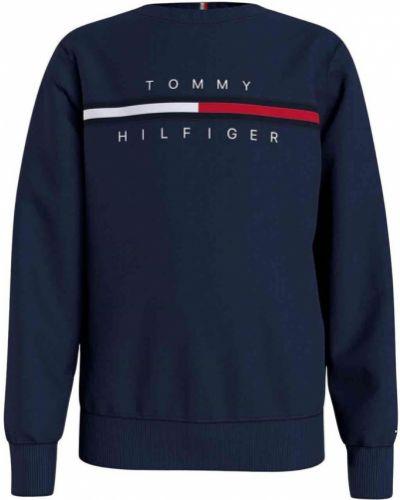 Niebieski choker Tommy Hilfiger