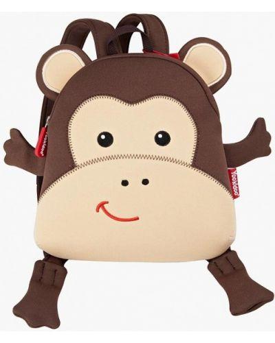 Рюкзак коричневый Yookidoo