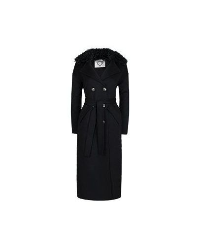 Черное пальто Diego M
