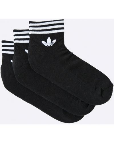Черные носки Adidas Originals