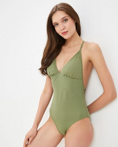Зеленый купальник Dali