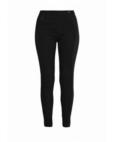Черные зауженные брюки Love Moschino