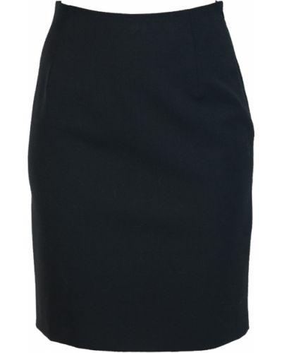 Spódnica - czarna Armani Jeans