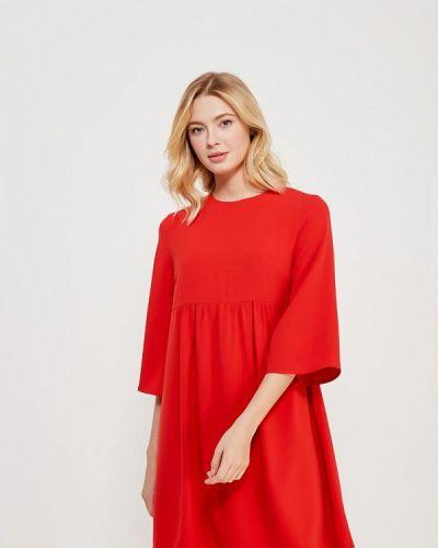 Красное платье Befree