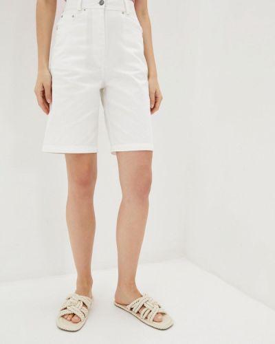 Джинсовые шорты - белые Evolve