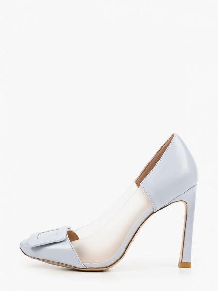 Силиконовые кожаные туфли Paolo Conte