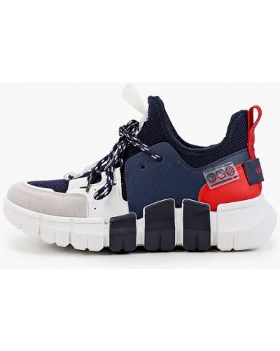 Кожаные кроссовки Nexpero