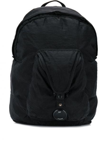 Plecak czarny na ramieniu C.p. Company