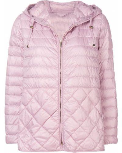Прямая розовая куртка 's Max Mara