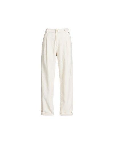 Прямые брюки - белые Essentiel