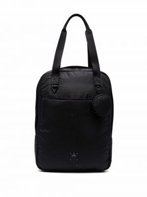 Czarny plecak Mcq