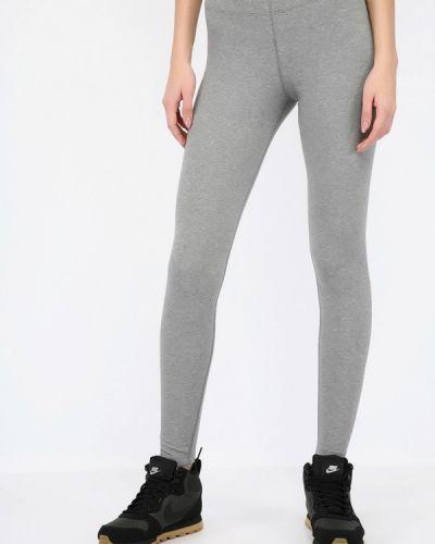 Серые брюки Nike