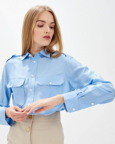 Блузка с длинным рукавом весенний Polo Ralph Lauren