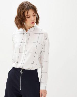 Блузка с длинным рукавом белая Sela