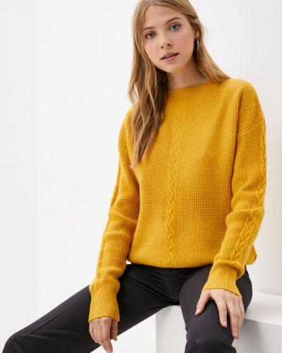 Желтый зимний джемпер Goldrai