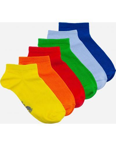 Разноцветные носки Lapas