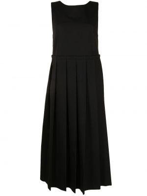 Sukienka rozkloszowana - czarna Enfold