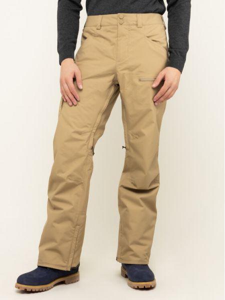 Spodnie - brązowe Burton