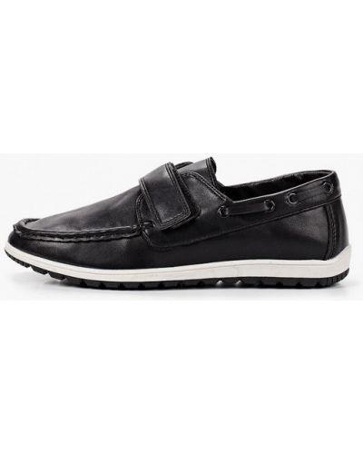 Черные туфли из искусственной кожи Keddo