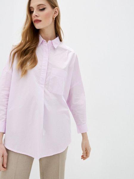 Рубашка с длинным рукавом фиолетовый French Connection