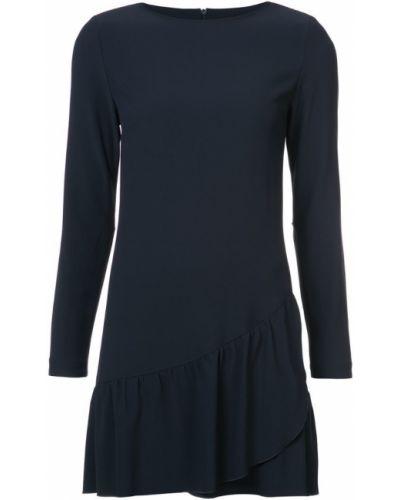 Платье макси длинное - синее Vanessa Seward