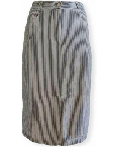 Niebieska spódnica Ichi