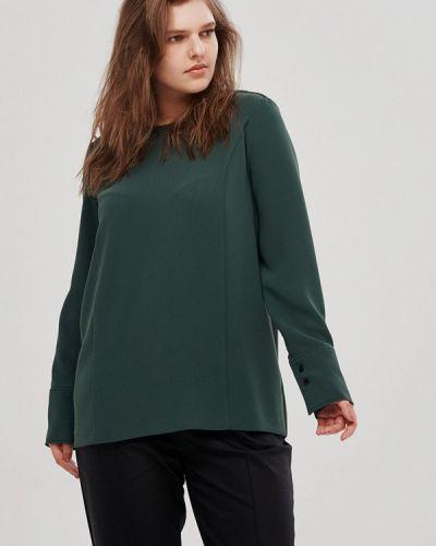Блузка зеленый W&b