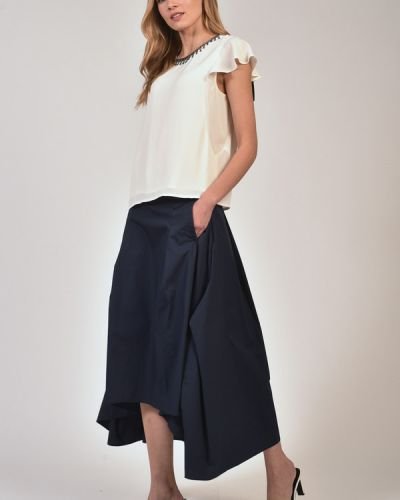 Хлопковая юбка Apart
