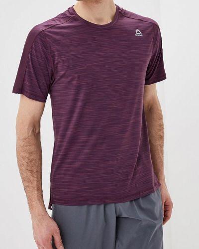 Спортивная футболка фиолетовый Reebok
