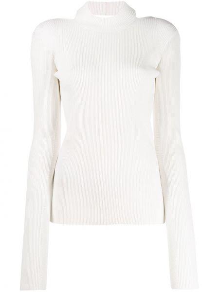 Sweter wyposażone z otwartym tyłem Helmut Lang