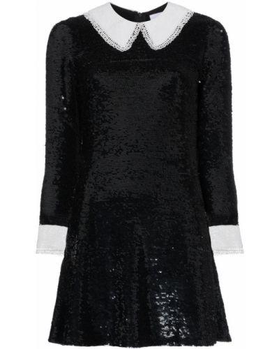 Платье с пайетками мини Ashish