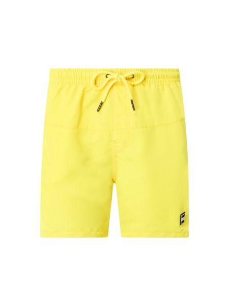 Żółte spodnie miejskie Urban Classics