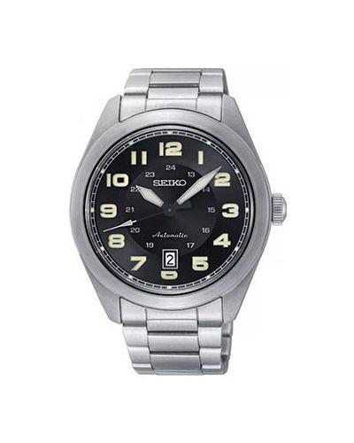 Часы водонепроницаемые кварцевые спортивные Seiko