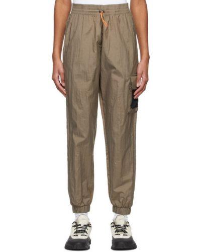 Белые брюки с карманами с манжетами Reebok Classics