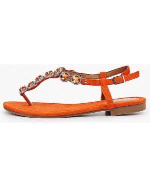 Туфли оранжевый Ideal Shoes®
