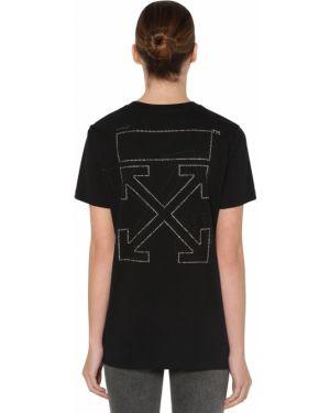 Рубашка с воротником-стойкой Off-white
