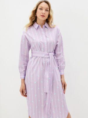 Платье - фиолетовое Akhmadullina Dreams