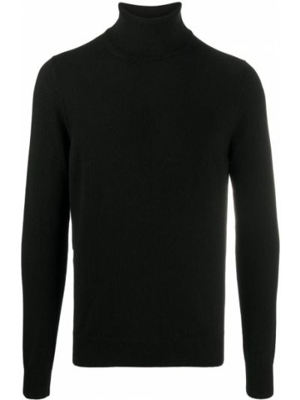 Кашемировый свитер - черный Malo