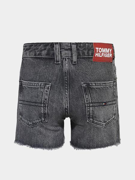 Серые шорты Tommy Hilfiger