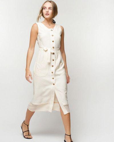 Платье - бежевое Urban Streets