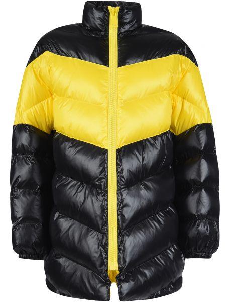 Куртка осенняя черная Front Street 8