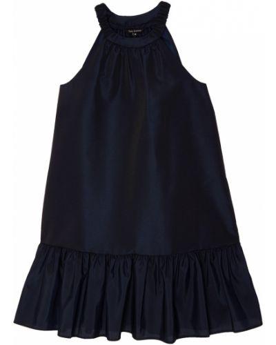 Платье миди мини со складками с оборками Tara Jarmon